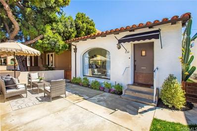 232 Covina Avenue, Long Beach, CA 90803 - MLS#: OC21203103