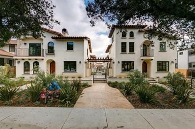 388 S Los Robles Ave Avenue UNIT 101, Pasadena, CA 91101 - MLS#: P0-820000187