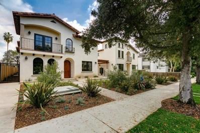 388 S Los Robles Avenue UNIT 109, Pasadena, CA 91101 - MLS#: P0-820000569