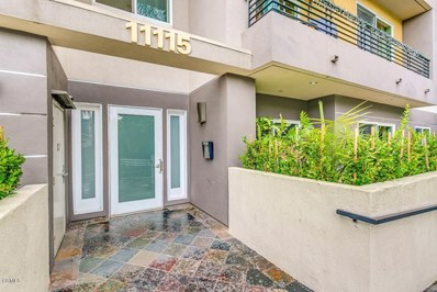 11115 Acama Street UNIT 105, Studio City, CA 91602 - MLS#: P0-820003332