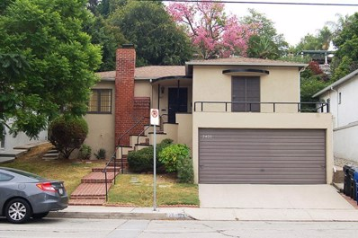 2400 Griffith Park Boulevard, Los Angeles, CA 90039 - MLS#: P1-1017