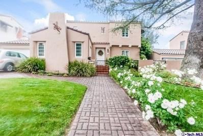 1434 El Miradero Avenue, Glendale, CA 91201 - MLS#: P1-1274