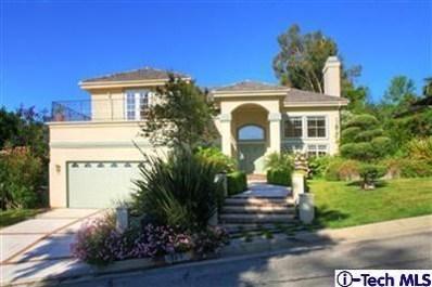 1565 Knollwood Terrace, Pasadena, CA 91103 - MLS#: P1-2475