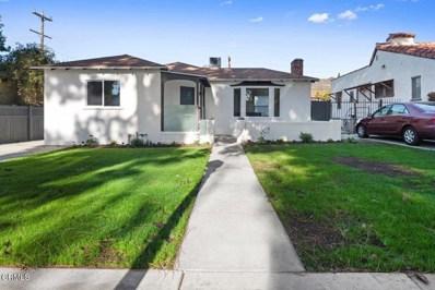 851 Coronado Drive, Glendale, CA 91206 - MLS#: P1-2730