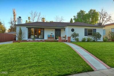 542 Eldora Road, Pasadena, CA 91104 - MLS#: P1-2920