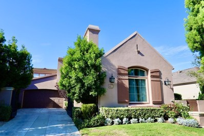 41 Lemans, Newport Coast, CA 92657 - MLS#: P1-3332