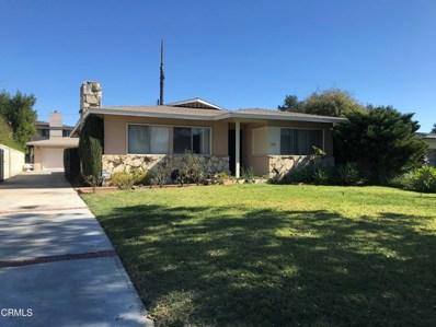 1492 N Arroyo Boulevard, Pasadena, CA 91103 - MLS#: P1-3376