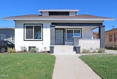 1317 W 51st Street, Los Angeles, CA 90037 - MLS#: P1-3470