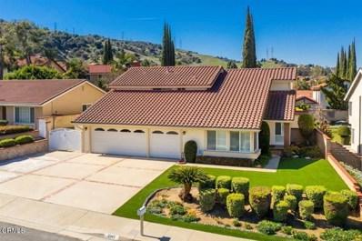2347 Mountain Brook Drive, Hacienda Hts, CA 91745 - MLS#: P1-3641