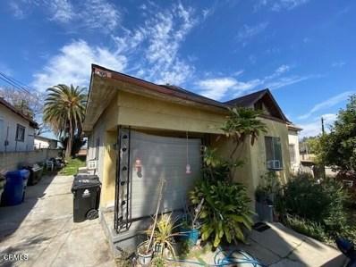 619 Cornwell Street, Los Angeles, CA 90033 - MLS#: P1-3886