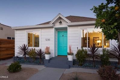 1230 S Mullen Avenue, Los Angeles, CA 90019 - MLS#: P1-4640