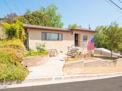 5120 Wiota St. Street, Los Angeles, CA 90041 - MLS#: P1-4792