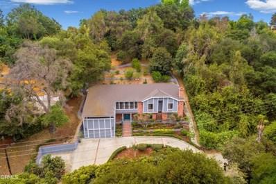 1233 Encino Drive, Pasadena, CA 91108 - MLS#: P1-4941