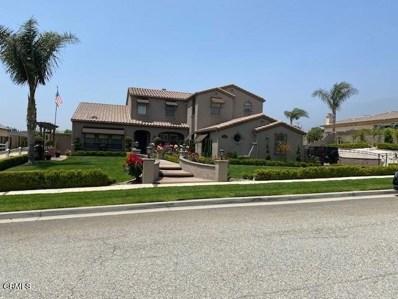 6154 Laurel Blossom Place, Rancho Cucamonga, CA 91739 - MLS#: P1-5274