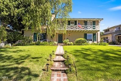 2115 Melville Drive, San Marino, CA 91108 - MLS#: P1-5601