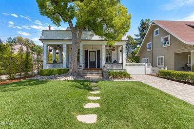 610 S Oakland Avenue, Pasadena, CA 91106 - MLS#: P1-5732