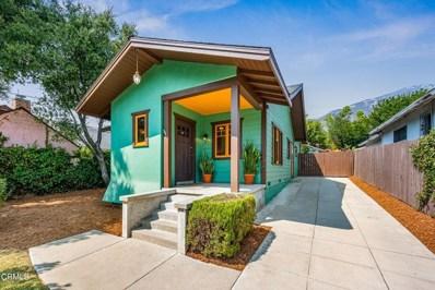 195 E Las Flores Drive, Altadena, CA 91001 - MLS#: P1-6373