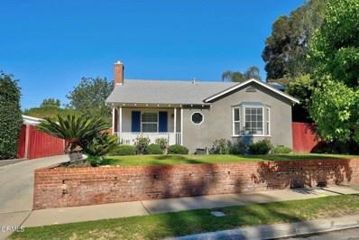 1771 Casitas Avenue, Pasadena, CA 91103 - MLS#: P1-6537