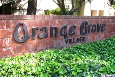 322 N Orange Grove Boulevard, Pasadena, CA 91103 - MLS#: PF18153300
