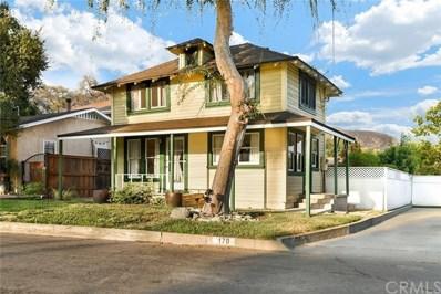 170 Madeline Drive, Monrovia, CA 91016 - MLS#: PF18200410
