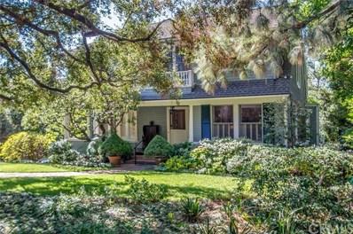 686 La Loma Road, Pasadena, CA 91105 - MLS#: PF18215476