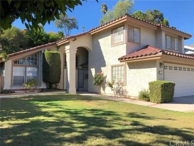 4225 Miramar Drive, Hacienda Heights, CA 91745 - MLS#: PF18226457
