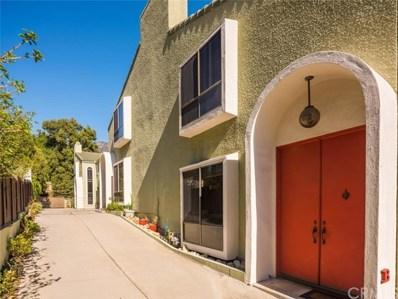 499 W Sierra Madre Boulevard UNIT B, Sierra Madre, CA 91024 - MLS#: PF18274418