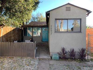 2692 Fair Oaks Avenue, Altadena, CA 91001 - MLS#: PF19005582