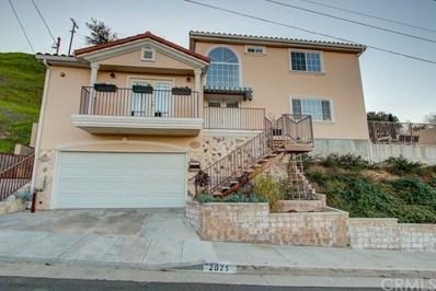 2871 Round Drive, El Sereno, CA 90032 - MLS#: PF19039031