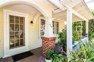 964 N Sierra Bonita Avenue, Pasadena, CA 91104 - MLS#: PF19091170