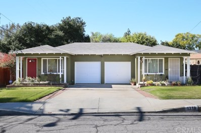 1313 S Primrose Avenue, Monrovia, CA 91016 - MLS#: PF20069734
