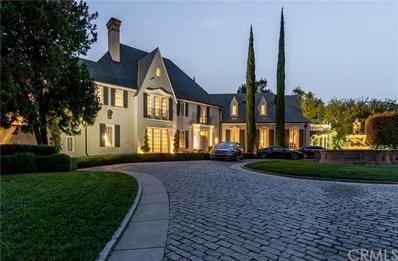 639 Rosemont Avenue, Pasadena, CA 91103 - MLS#: PF21000391