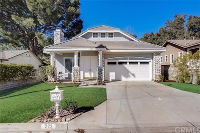 273 Valle Vista Avenue, Monrovia, CA 91016 - MLS#: PF21012939
