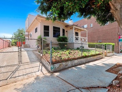 3022 E 4th Street, Los Angeles, CA 90063 - MLS#: PF21186932