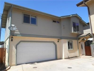 1657 Paso Robles Street, Oceano, CA 93445 - MLS#: PI17077647