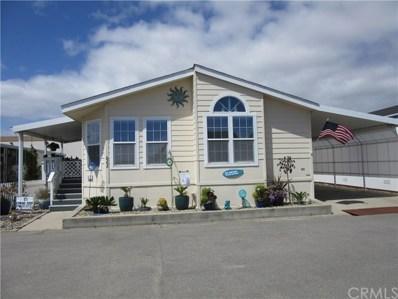 201 Five Cities Drive UNIT 62, Pismo Beach, CA 93449 - MLS#: PI17108419