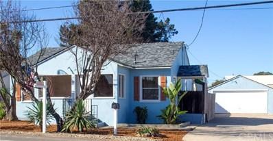 1198 S 13th Street, Grover Beach, CA 93433 - MLS#: PI17119836