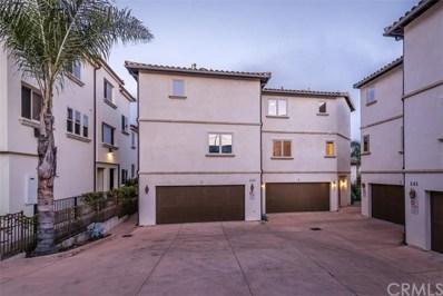 545 Bello Street UNIT 4, Pismo Beach, CA 93449 - MLS#: PI17124027