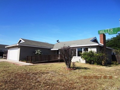 1863 N Miller Street, Santa Maria, CA 93454 - MLS#: PI17126883