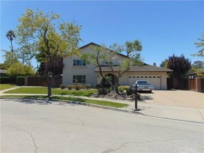 482 Doverlee Drive, Santa Maria, CA 93455 - MLS#: PI17138100