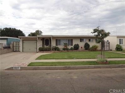 822 E Camino Colegio, Santa Maria, CA 93454 - MLS#: PI17178523