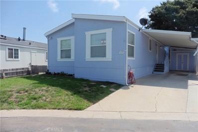 765 Mesa View Drive UNIT 43, Arroyo Grande, CA 93420 - MLS#: PI17183949