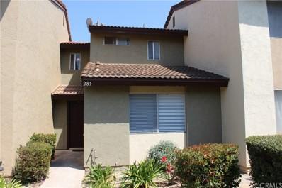 285 E Rice Ranch Road, Santa Maria, CA 93455 - MLS#: PI17195321