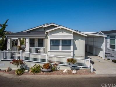 201 Five Cities Drive UNIT 67, Pismo Beach, CA 93449 - MLS#: PI17201922
