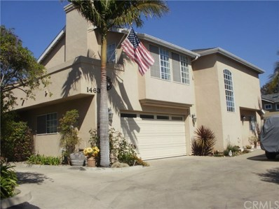 1463 Brighton Avenue, Grover Beach, CA 93433 - MLS#: PI17222266