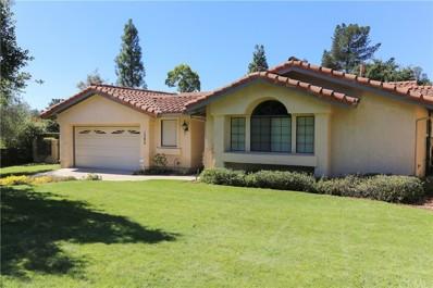 1392 Black Sage Circle, Nipomo, CA 93444 - MLS#: PI17232191