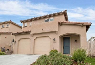110 Village Circle, Pismo Beach, CA 93449 - MLS#: PI17237098