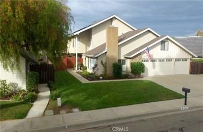 309 Felicia Drive, Santa Maria, CA 93455 - MLS#: PI17253483