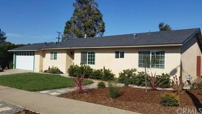 1145 Mira Flores Drive, Santa Maria, CA 93455 - MLS#: PI17268767