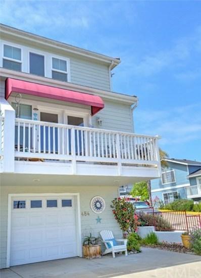 484 Stimson Avenue, Pismo Beach, CA 93449 - MLS#: PI17275127